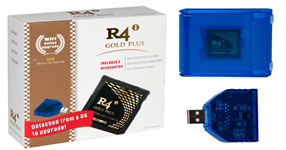 R4i 3DS Gold Plus